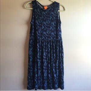 Joe Fresh indigo dress